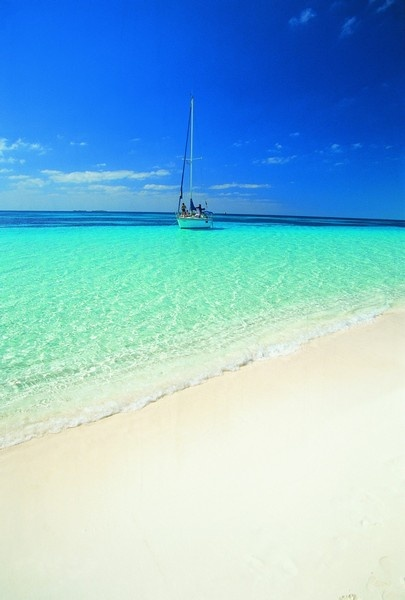 Cayo Largo is one of the 5 best beaches in Cuba.