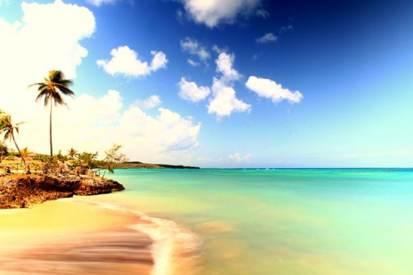 Guardalavaca is one of the 5 best beaches in Cuba.