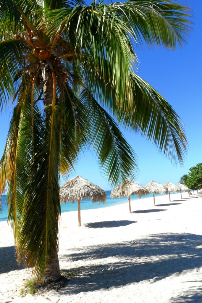 Playa Ancon is one of 5 best beaches in Cuba.