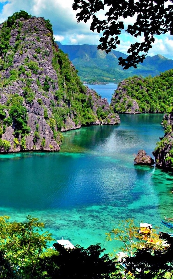 Gorgeous Palawan Beaches Seen From The Air