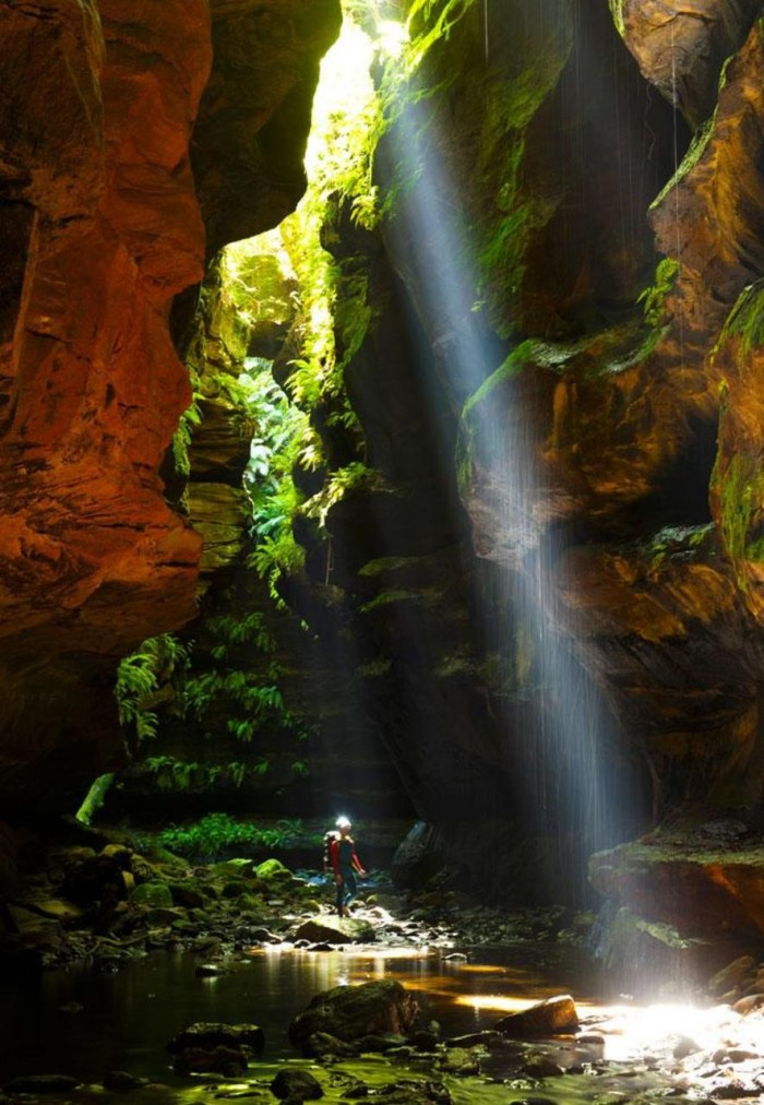 Australia S Slot Canyons Travels And Living