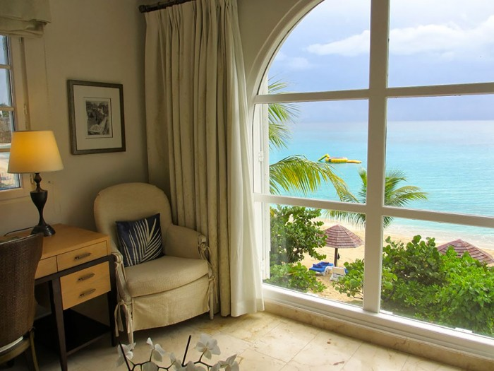 Best hotel rooms with a view from in St Martin.
