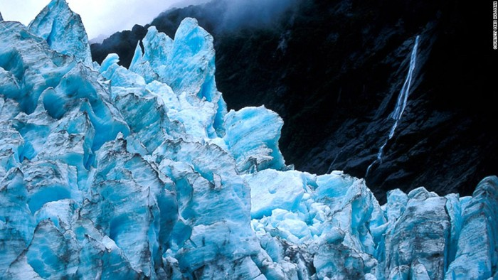Franz Josef Glacier is one of the must-see spots in New Zealand's South Island.