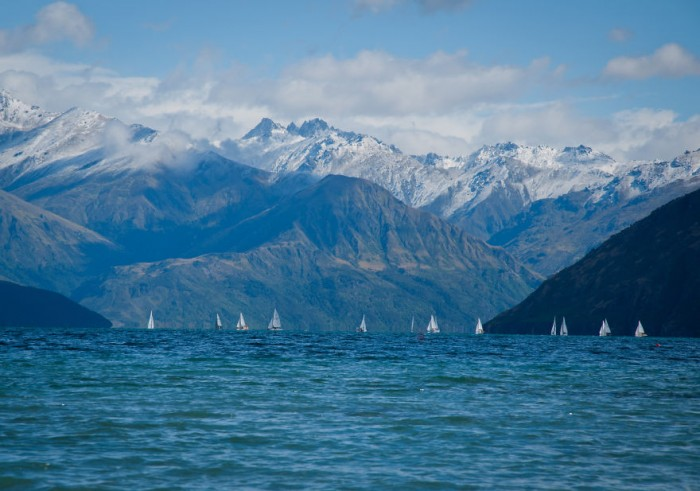 Lake Wanaka is one of the top 20 must-see spots of New Zealand's South island.