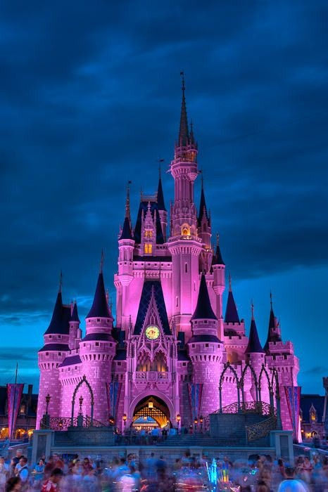 Disney World is one of the 20 most checked-in places on Facebook in 2015.