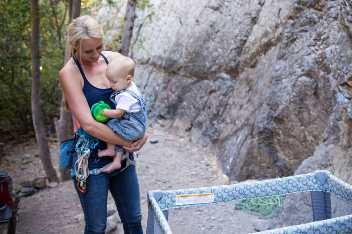 Born Wild project empowers other parents to raise their kids through interaction with nature.