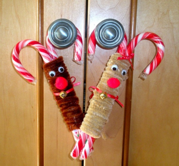 These are one of the most creative DIY holiday decorations that you can actually eat.