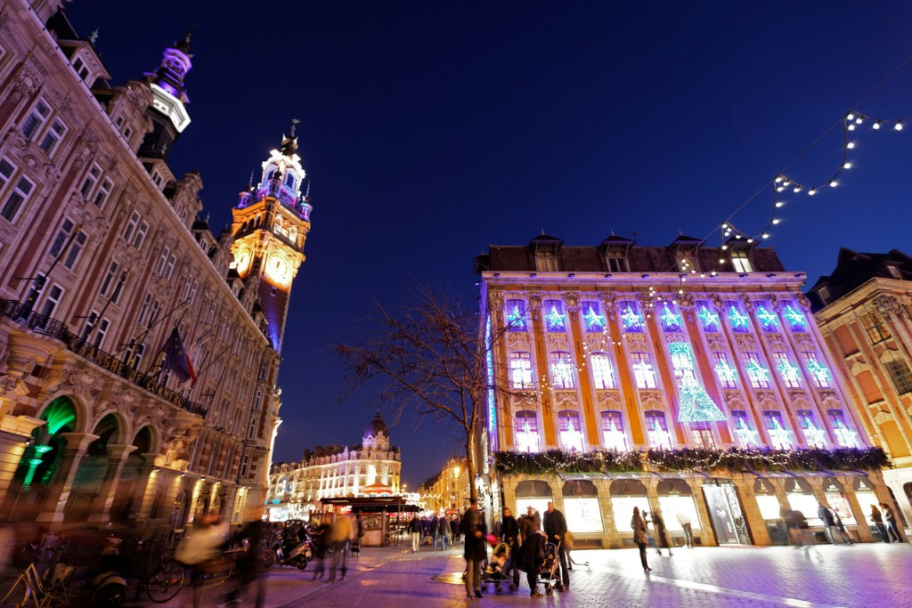Lille in France is one of the best Christmas markets in whole Europe.