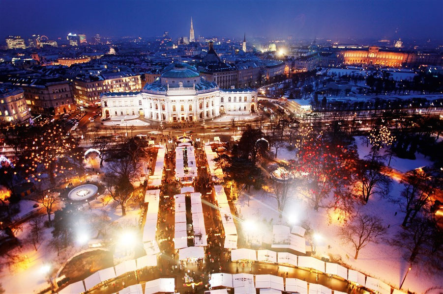 Europe's Best Christmas Markets Travels And Living