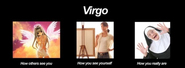 These are the positive and negative traits of the zodiac signs - Virgo.