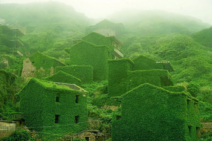 Top reasons why to visit China - Goqui island.