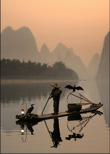 Top reasons why to visit China - Li River.
