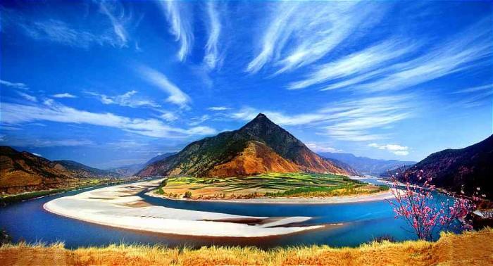 Yangtze River in China