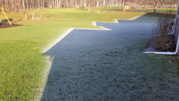 These are 10 coolest frost shadows you have ever seen.