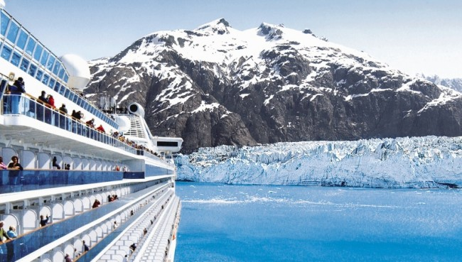 Glacier Bay in Alaska is one of the most magical places on the planet.