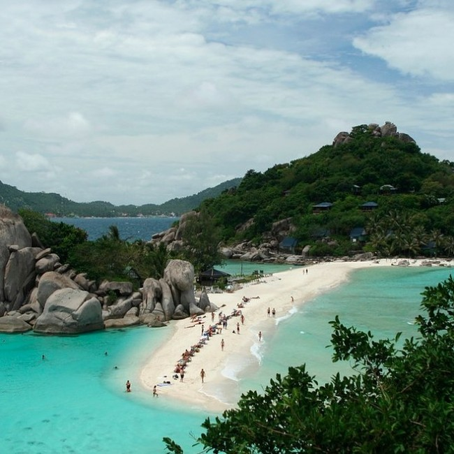 One of the most magical places on the planet is Koh Samui in Thailand.