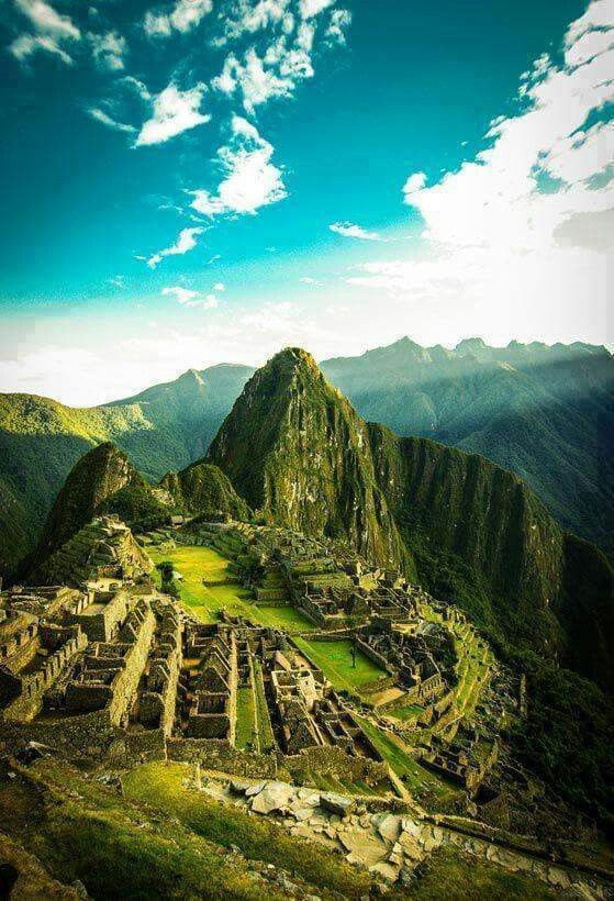 Machu Picchu in Peru is one of the most magical places on the planet