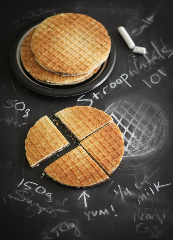 Stroopwafels is one of the things you should love about the Netherlands.