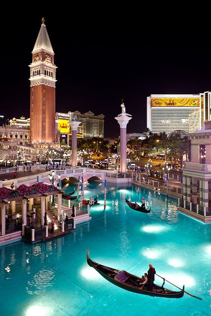 Las Vegas is one of the best post graduation destinations.