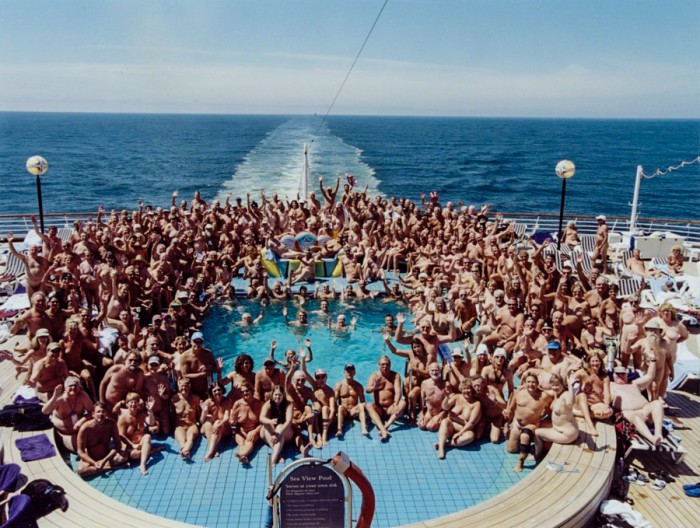 If you are a naturist, Bare Necessities Nude Cruise is one of the best get naked spots in the world you must visit.