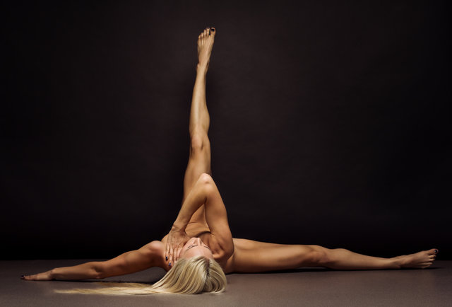 Bold and Naked Yoga in NYC is one of the best get naked spots in the world.
