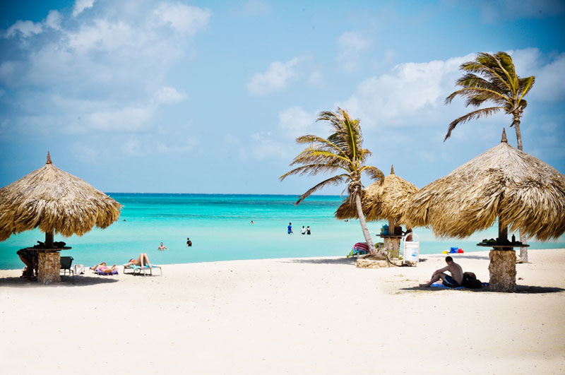 Aruba is one happy island in the Caribbean, and here is why.