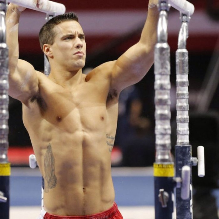 is one of the hottest male athletes in Rio Olympics 2016.