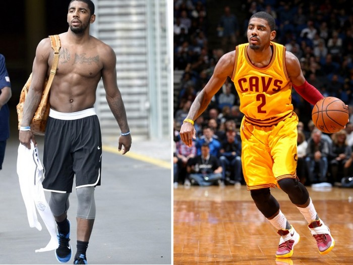 Kyrie Irving from the USA is one of the hottest female and male athletes in Rio Olympics 2016.