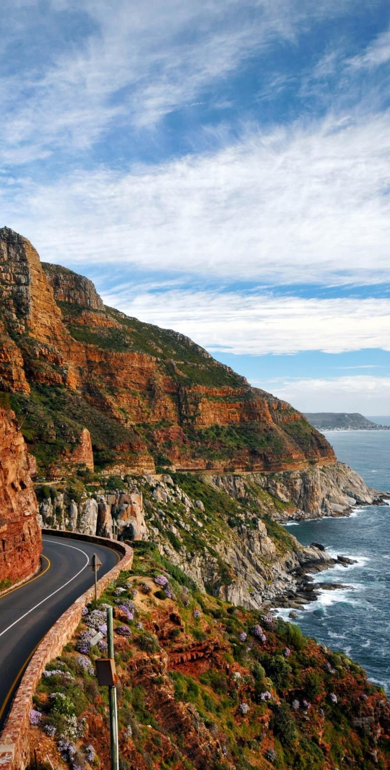 17 roads you need to drive in your lifetime travelsandliving for Cape town south africa travel
