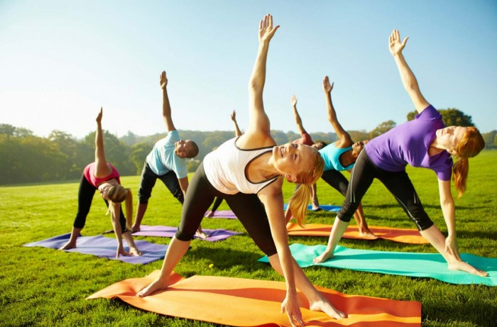 One of the 10 best travel jobs in the world is to work as a fitness instructor.