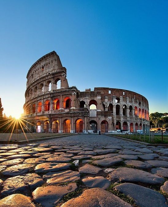 Read more about the secrets of the Colosseum in Rome.