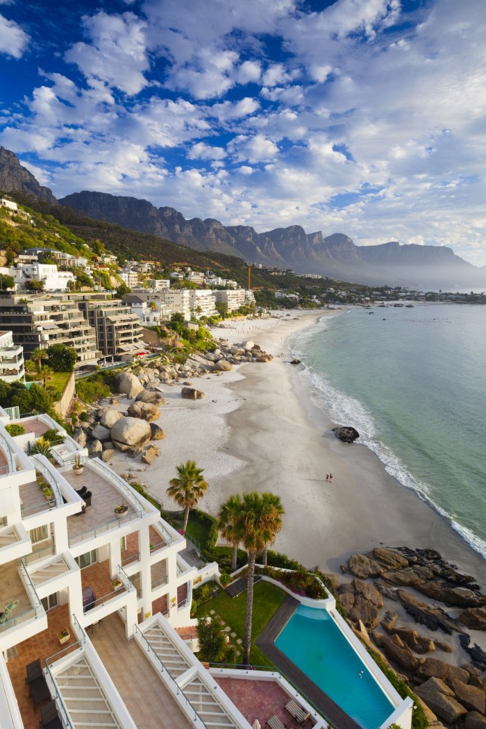 Clifton Beach in Cape Town suburb is one the best beaches to visit this summer.