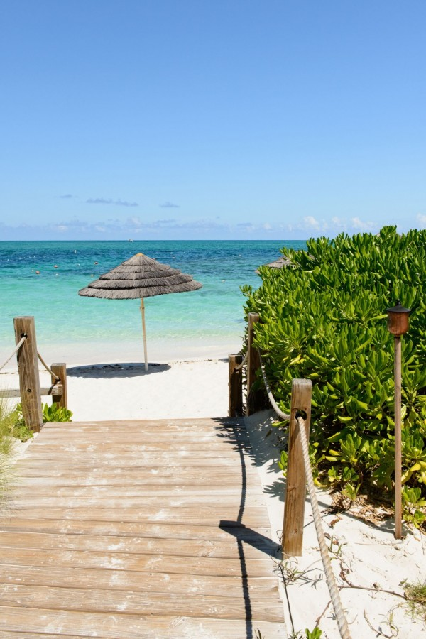 Grace Bay in Turks and Caicos has one of the best beaches to visit this summer.
