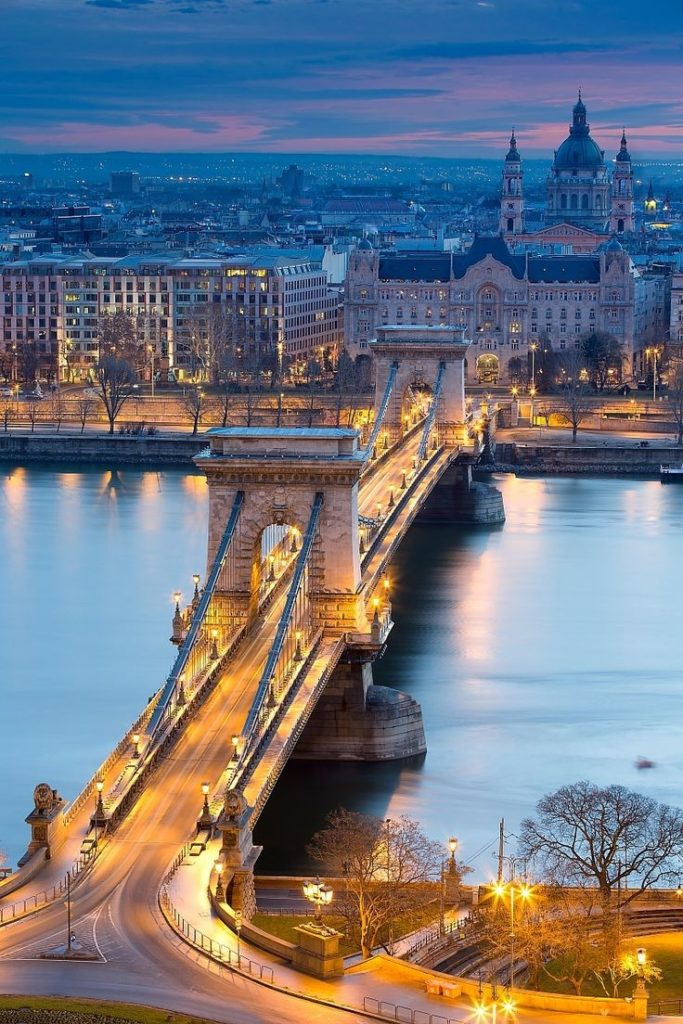 stunning photos of beautiful Budapest will take your breath away
