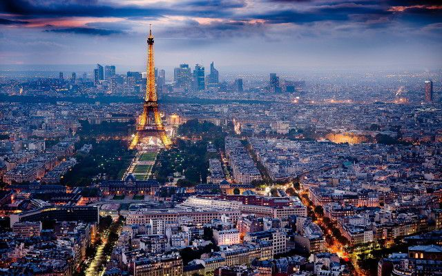 Paris, also known as the City of Lights is one of the most beautiful cities in Europe.