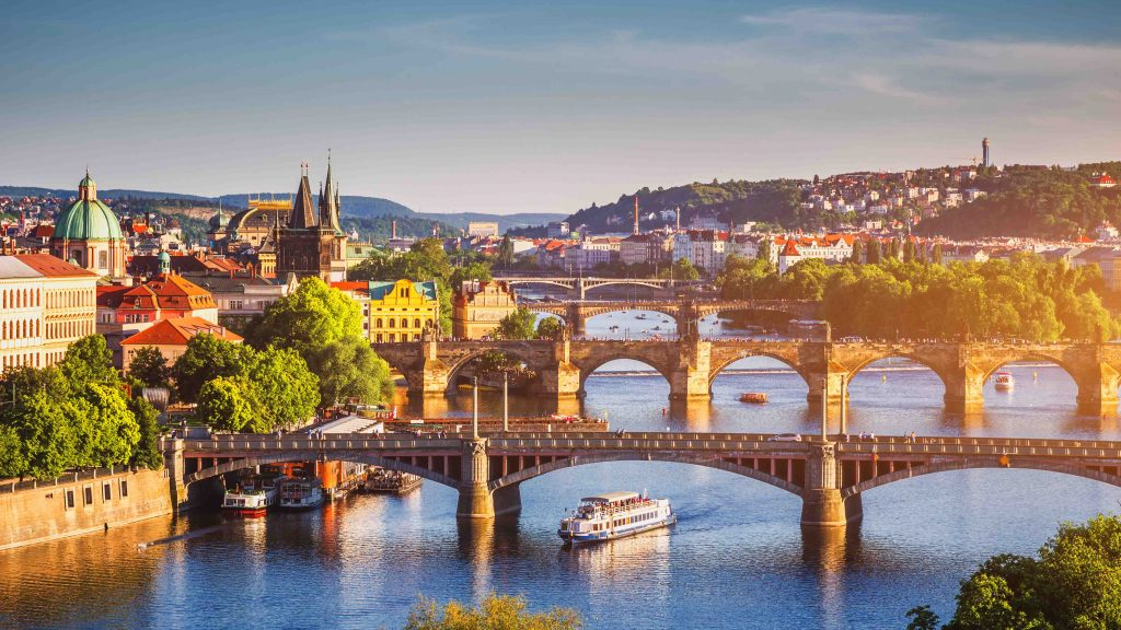 Prague is definitely one of the most beautiful cities in Europe.