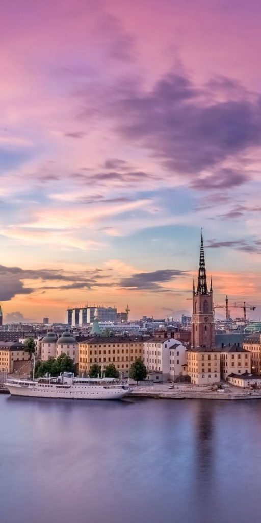 No wonder Stockholm is one of the most beautiful cities in Europe