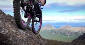 Danny Macaskill Scottish daredevil