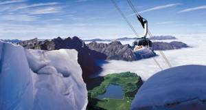 Experience spectacular cable car ride