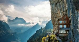 Unique hotels in Switzerland, Ascher guesthouse
