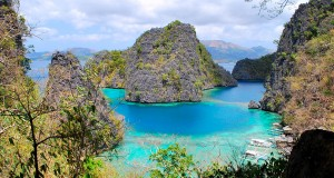Coron in Palawan is one of the most attractive places to visit in the Philippines.