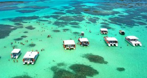 Porto de Galinhas is one of the tourist attractions in Brazil you must visit.