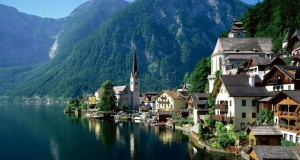Hallstatt is one of the most beautiful places in Austria.
