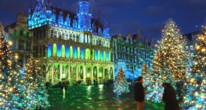 Brussels in Belgium is one of the best Christmas markets in Europe.