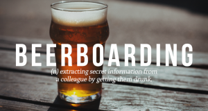Take a look at the 20 cool and funny words from the urban dictionary.