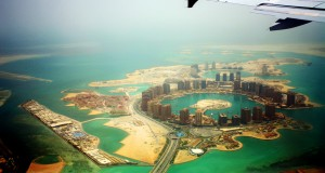 Impressive airplane window seat pictures from Doha that will blow your mind.
