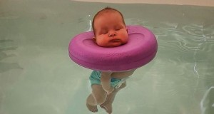 Adorable photos from Baby spa Perth.